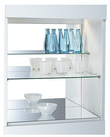 Novedades ikea salon 2011 for Estantes vidrio bano