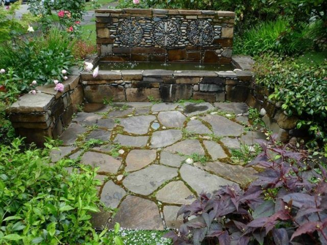 Mas De 50 Fotos De Jardines Rusticos Para Decorar El Patio - Ideas-para-decorar-un-jardin-rustico