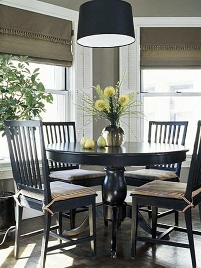 Comedores peque os for Mesas y sillas para comedor pequeno
