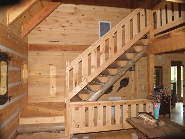 Escaleras Rusticas Espaciohogar Com