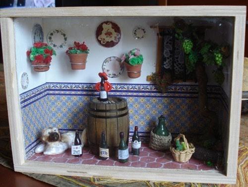 Patio andaluz decoracion - Azulejos patio andaluz ...