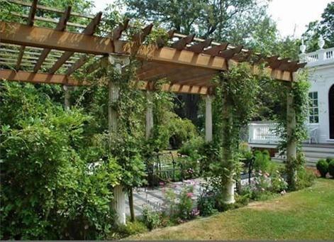 wooden-garden-pergola-design