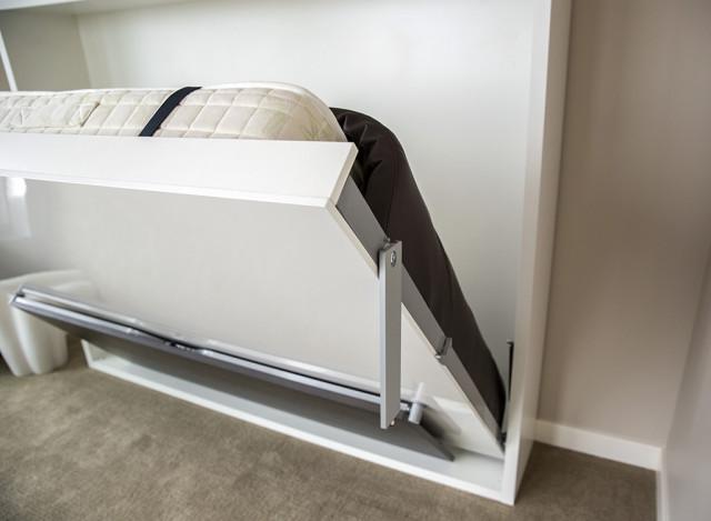 ahorrar espacio muebles funcionales. Black Bedroom Furniture Sets. Home Design Ideas
