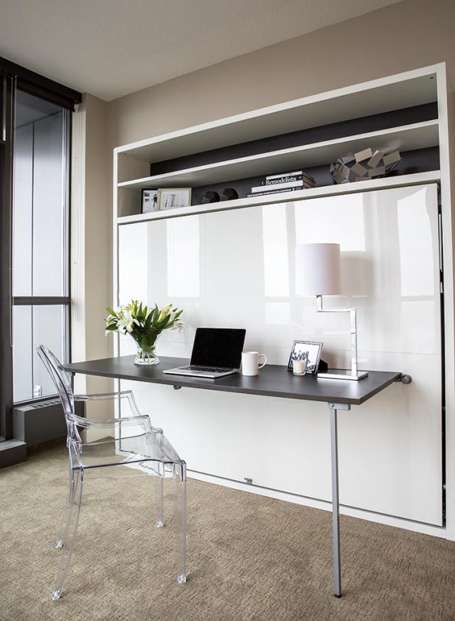 ahorrar espacio muebles funcionales