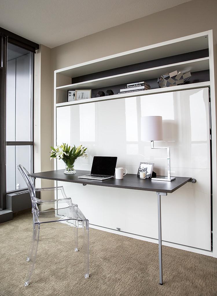 Ahorrar espacio muebles funcionales for Muebles practicos para casas pequenas