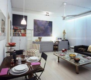 Decoraci n apartamento de soltero for Decoracion piso soltero