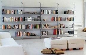 Una biblioteca para tus preciados libros