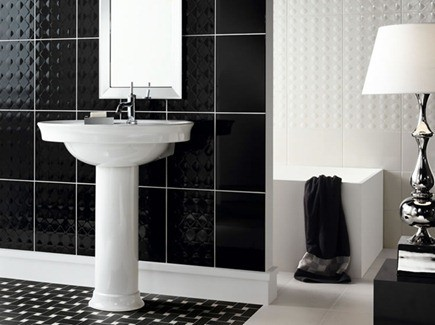 black-and-white-ceramic-bathroom-wal-tiles-1