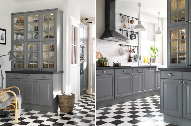 Lo mejor de ikea para nuestro hogar for Ikea gabinetes de cocina