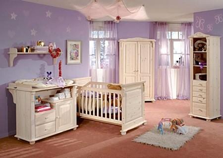 para tu bebé se puede lograr un cuarto infantil y súper colorido