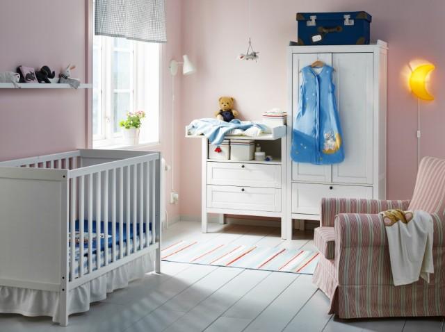 Colores para cuartos de beb s reci n nacidos 2018 - Dormitorios de bebes recien nacidos ...