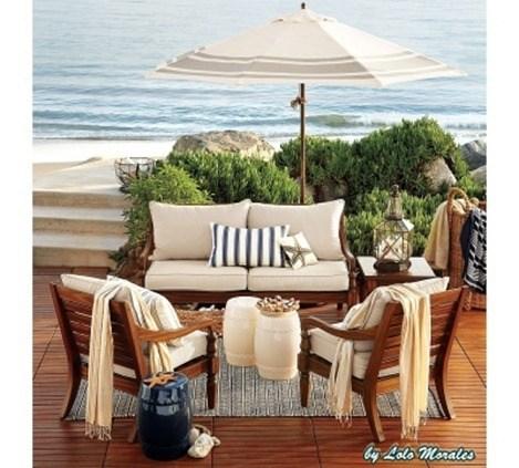 Muebles exterior dise o - Oferta muebles terraza ...