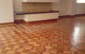 Cuidado de pisos de madera