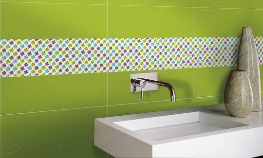 Imagenes De Baños Verdes:Baños colores – EspacioHogarcom