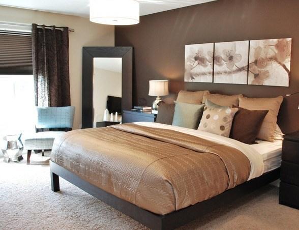 Pon linda tu casa decoraci n de interiores - Dormitorios adultos decoracion ...