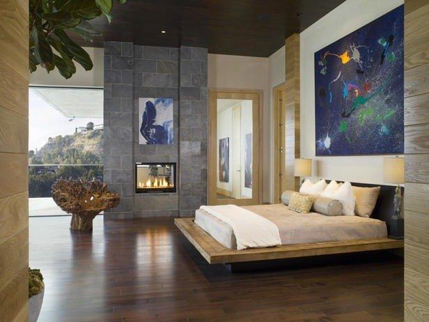 Dormitorios modernos 2018 for Dormitorio granate