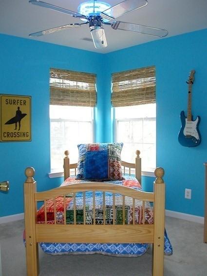 Decoración de dormitorios para niños   Tendencias 2019