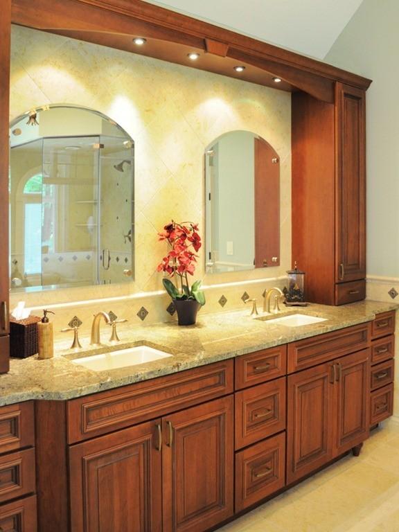 Letrero Baño Vintage:Tuscan Style Bathroom Ideas