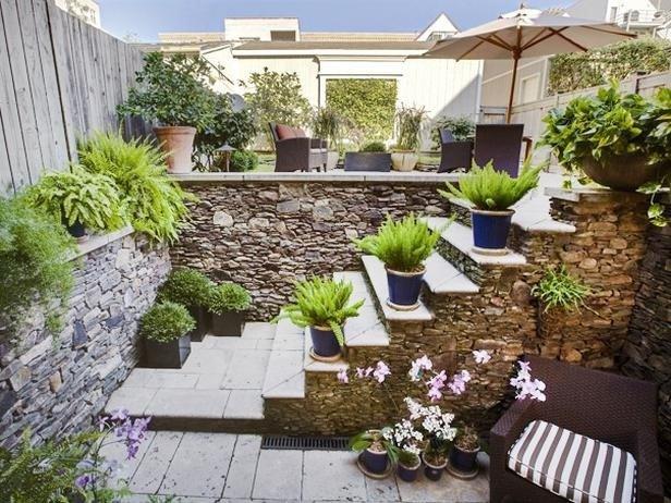 ideas para decorar el jardin taringa