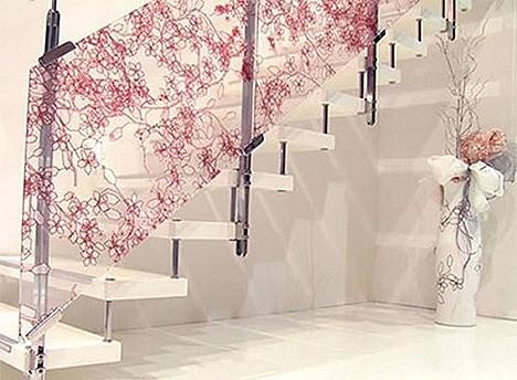 Decoracion de escaleras 2014 - Decorar pared subida escalera ...