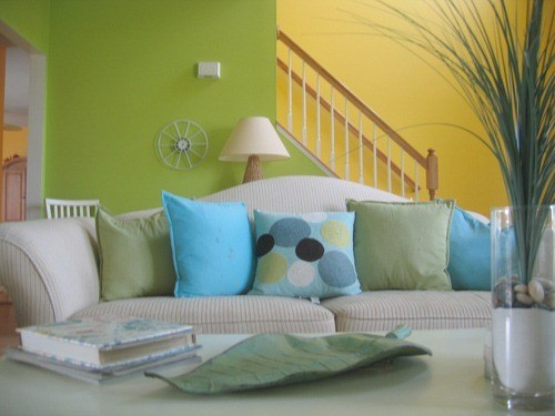 Colores para salas de estar Best color for living room walls feng shui