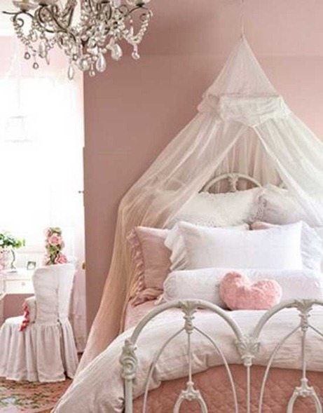 Modern-Pink-Girls-Bedroom-Idea-2