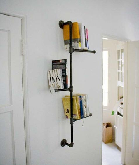 Pipe-Shelves
