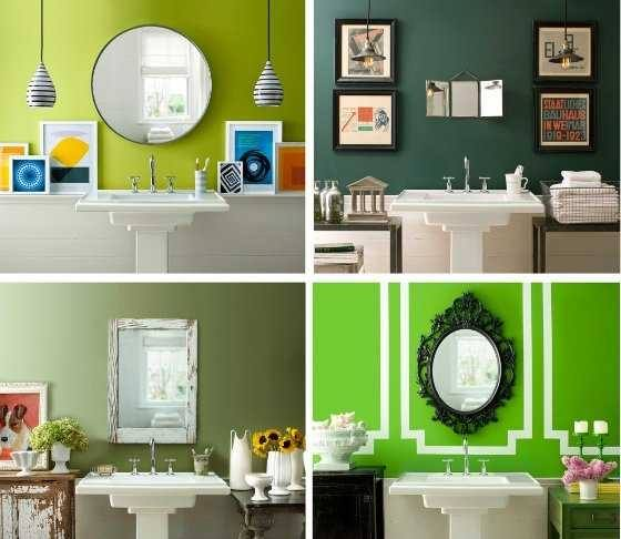 banos-colores-2016-TENDENCIAS-color-verde