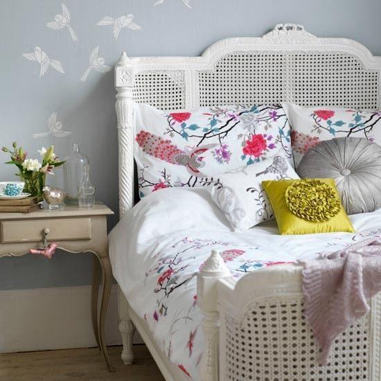En Espaciohogar.com dormitorios decoración 8 estilos distintos.