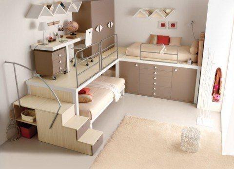 Consejos para un dormitorio juvenil 2016   espaciohogar.com