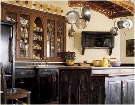 cocinas-originales-cocina-gotica