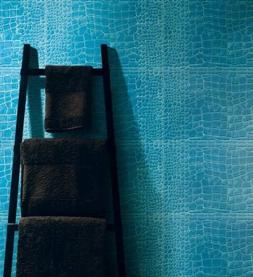 Azulejos Para Baños Color Turquesa: azulejos los puedes combinar con muebles de baño para crear un baño