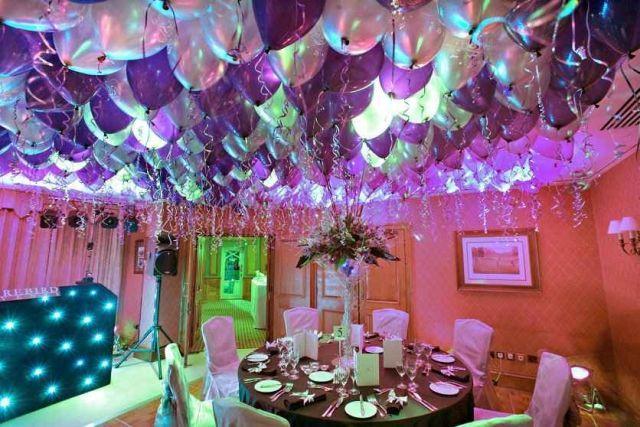 Los globos como parte esencial de la decoración de tus fiestas