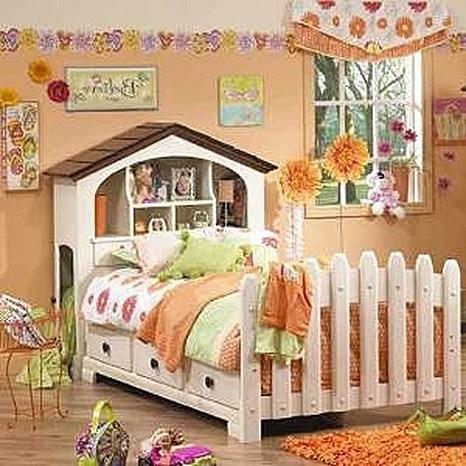 dormitorios infantiles- casitas