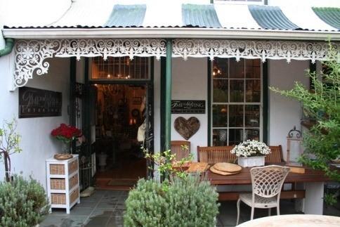 Cafe frances decoracion