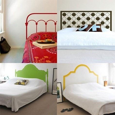 Vinilos decorativos - Vinilos cabeceros cama ...
