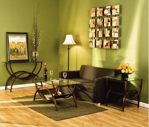 Habitacion oscura for Como pintar casa interior