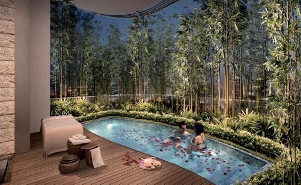 Infinity pool 30 fotos incre bes de casas y hoteles con for Hoteles con piscinas