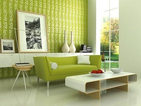 Colores para salas de estar - EspacioHogar.com