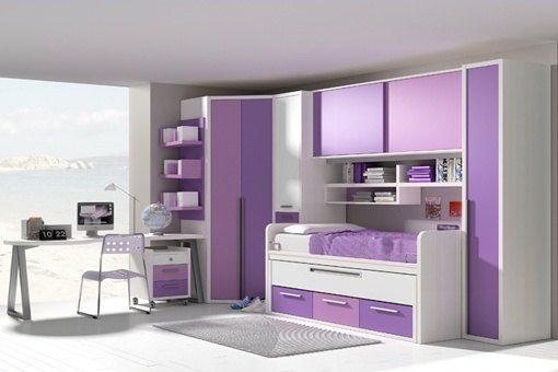 Consejos para un dormitorio juvenil 2019 for Conforama muebles juveniles