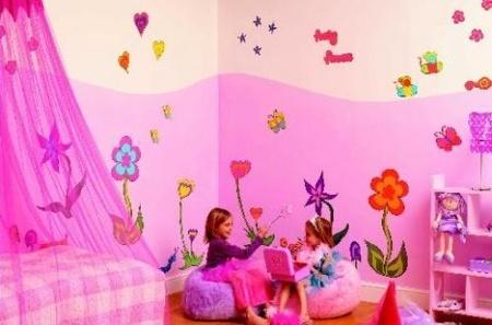 Utilizardoscoloresdepin - Decoraciones de habitaciones infantiles ...