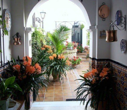 Decoracion de patios interiores - Patio interior decoracion ...