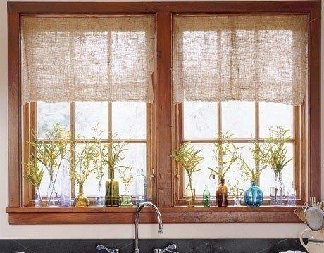 Consejos para elegir la cortina de la cocina