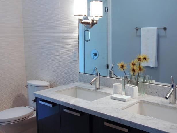 Con Que Decorar Un Baño: MDF tiene un precio intermedio y reciben bien la puntura o el lacado