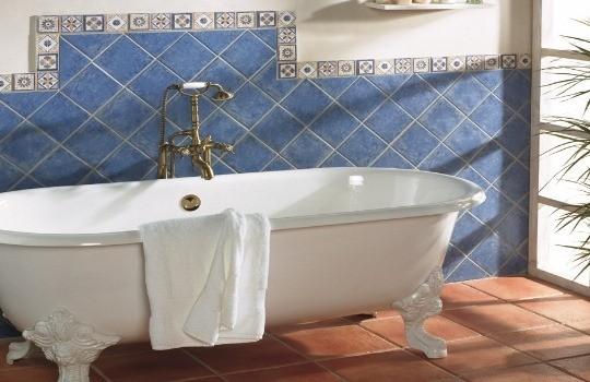 Azulejos Baño Horizontal:Cenefas En Azulejos
