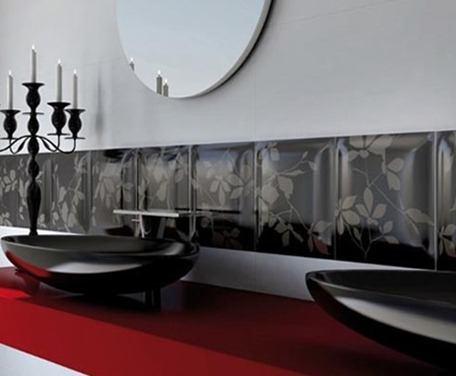 Cenefas para el baño - EspacioHogar.com