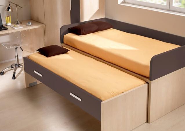 Pin cama nido triple comentarios inteligentes sobre cosas - Cama nido triple ...