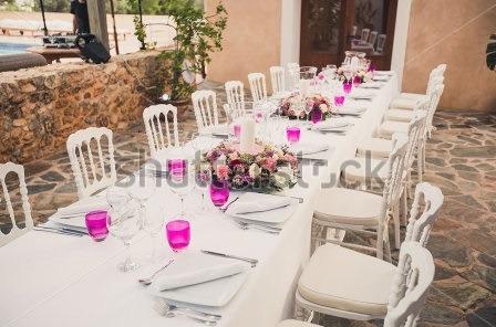 fiesta ibicenca en la terraza - Decoracion Fiesta Ibicenca