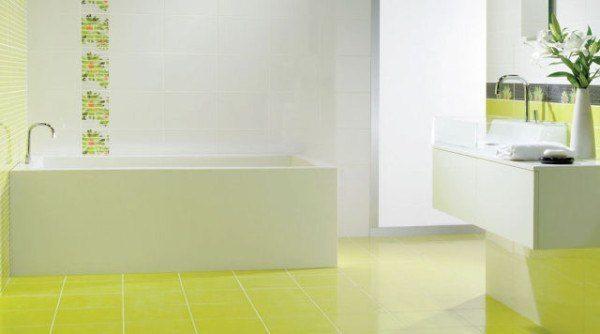 Cenefas para el ba o - Papel para azulejos de bano ...