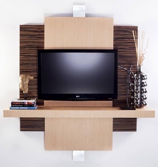 Mueble esquinero para la tv - Muebles de tv modernos ...